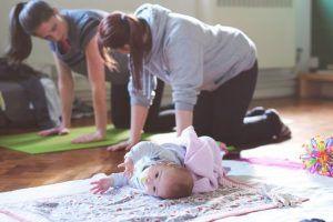 Six week postnatal course: starts 15th Sep 2021