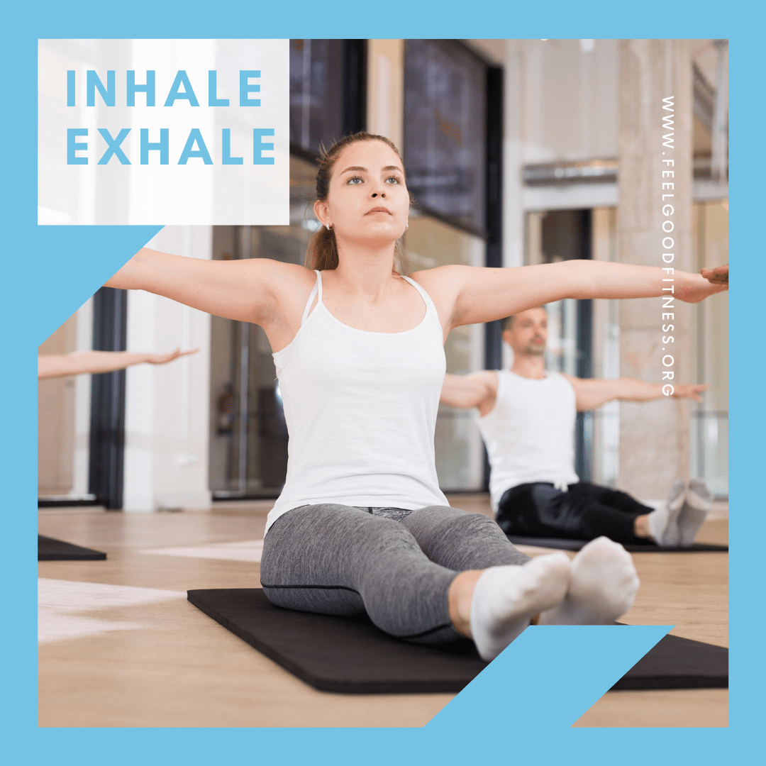 Women's health and fitness, personal training and Pilates