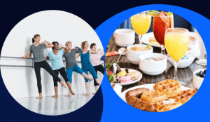 Brunch and Barre: 19th Sep 2021
